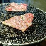 南屋和牛堂 - ロース焼き!!( *´艸`)