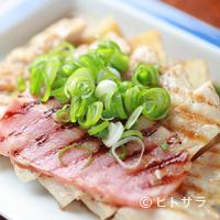 和洋御食事処 栄 - あべ鶏の網焼き