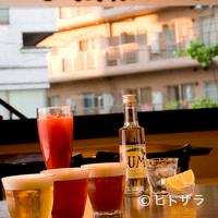 マナ - 小笠原ラムを使用したManaオリジナルのビールも楽しめます。
