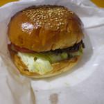 ブラザーズ - ハンバーガー~☆