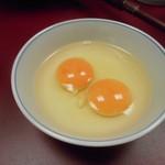 北むら - 卵は二つ