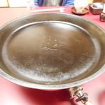 北むら - 大きなお鍋