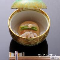 匠 秀げつ - 蓮根饅頭