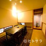 鼓や - 高級感のある個室もご用意。