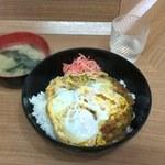 どん亭 - 天玉丼¥430