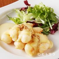 中華キッチン ぐら - マンゴーの香りのソースが合う『海老の特製マヨネーズソース』