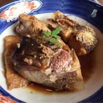 さぬき路 - 鯛のあら煮(A定食)