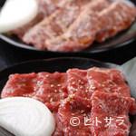 焼肉海鮮 恵美寿 - 牛サガリ
