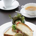 Cafe&Flyshop Arbor - SPECIAL B.L.T.SANDWICH
