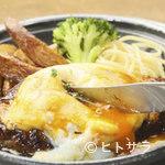 レストランHAMA - とろーりたまごハンバーグ膳 1180円