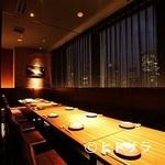 SHIN - 完全個室充実。掘りごたつ座敷席とテーブル席が選べます