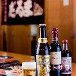 成吉思汗 だるま - 夏本番のビールは格別!相性ぴったりのジンギスカンと一緒に!
