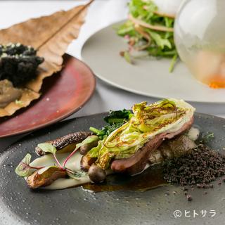全国、さらに世界から食材が集まる東京という立地をフル活用する