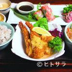 アジアンダイニング 金魚蘭 - 本日の日替わりランチ