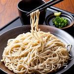 かなじ屋 - ざる蕎麦