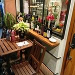 ワインルーム - 外観