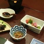 黒船ホテル - 料理写真:さぁ、夕食の始まりです。