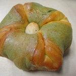 ヴィ・ド・フランス・ダイニング - えびすかぼちゃパン