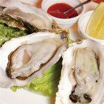 エアバー - 北海道厚岸直送の牡蠣
