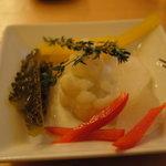 ミンタマ - 料理写真:ピクルス
