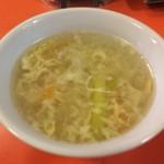 65140662 - セットのスープ