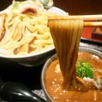 65140910 - 「濃厚チャーシュー盛つけ麺」(1150円)