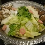 牡蠣と和酒 凛 - 野菜の炊き合わせ(4人前)
