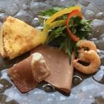 セストセンソ - 前菜