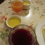 オリーブ キッチン - スープ&ジュース