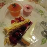 オリーブ キッチン - デザート