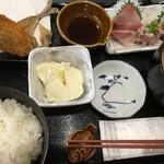 浜めし 海鮮 ふぃっしゅ - [2017/03/20]浜めし定食