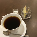 カフェ セジュール - ホットコーヒー