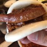唐朝刀削麺 - 粉蒸肉(フンツンロウ)