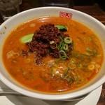 四川辣麺 - 担々麺
