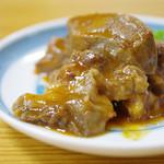 牛たん料理 雅 - 煮込み