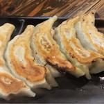 らーめん五葉 - 餃子