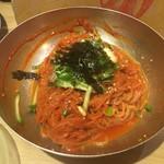韓国風ろばた高麗房 - びびん冷麺