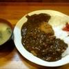 かつてい - 料理写真:カツカレー800円