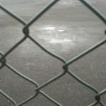 ラーメン 厚木家 - 我がチームのホームグラウンドです♪ 雨で 水たまりが…(T0T) 中止だな( ̄▽ ̄;)
