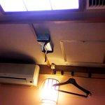 ジャンク屋 哲 - 真ん中に注目!ティッシュは天井からどうぞ!