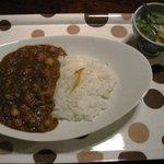 るりはり - ひよこ豆のカレー