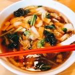 中華食房 天天 - 天天麺