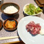 焼肉のんき - いきなり焼肉ステーキ