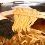 青島食堂 - 麺リフト