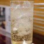 65152121 - 梅酒ソーダ