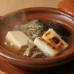 神楽坂 割烹 越野 - すっぽん鍋