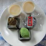 御菓子司 清月 - 料理写真: