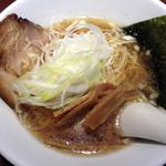 麺屋 花道 - 料理写真:鶏醤油