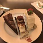 日光金谷ホテル - クラシックショコラ、とちおとめのロールケーキなど