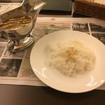 日光金谷ホテル - 百年カレー(ハーフサイズ)